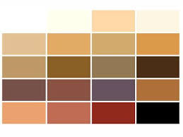 Sheffield Color Chart Softwax Color Chart