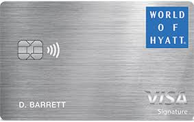 Issued by chase, the ihg rewards club premier credit card is a great bang for your buck card in terms of benefits received and decently low annual fee. World Of Hyatt Credit Card Reviews Is It Worth It 2021