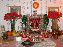 fresh image of attractive home temple decoration ideas 1 ganesh