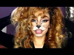 lioness makeup tutorial you