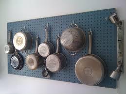 Pegboard Kitchen Kitchen Pegboard Handsomecraftworks