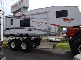 Small Picture 5TH WHEEL MONSTER TRUCK TRAILER JACKED UP WHEELS NOT FOR SMALL