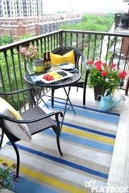 inexpensive outdoor rug an easy and inexpensive way to create a striped outdoor rug this painted inexpensive outdoor rug