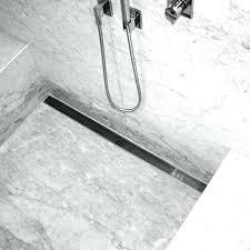 linear shower drain ca schluter kerdi limette co with plans 1