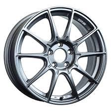 350z Lug Pattern Classy SSR GTX48 Dark Silver Wheels Set 48 Staggered Nissan 48z 48z