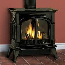 gas stove fireplace. A Majestic Gas Stove Fireplace