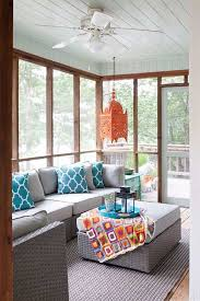 relaxing screened porch design ideas