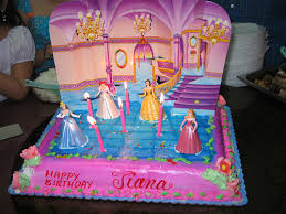 Princess Cake Ideas For Girls Birthday Cakes Your Party Novelty 500