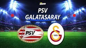 PSV Galatasaray maçı ne zaman saat kaçta? Galatasaray maçı hangi kanalda?  Devler Ligi'ne ilk adım - Spor Haberler