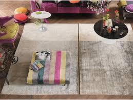 Designers Guild Rugs Carpets Designers Guild Modern Rug Aronson Ecru Grey 160x260 Cm