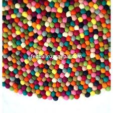 round multi colored rug multi colored cotton rag rugs