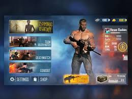 Game Menu Ui Design Game Ui Design Home Screen Uplabs