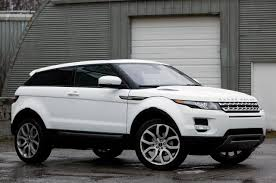 2012 Land Rover Range Rover Evoque Coupe: Review Photo Gallery ...