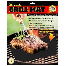 Grill Mat As Seen TV BBQ Grill Mat