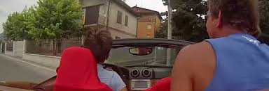 Check out the test drive: Video Guy Crashes Ferrari California On Test Drive