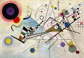Resultado de imagen para murales wassily kandinsky