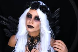 dark angel makeup