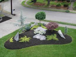 simple landscaping ideas. Simple Landscaping Ideas Front Of House For 2018 Including Beautiful Outdoor Design Best Images S