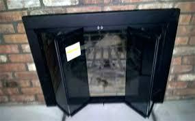 pleasant hearth fireplace doors replace doors installation pleasant hearth replace doors manual pleasant hearth fireplace doors