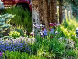 all season flower gardens designing