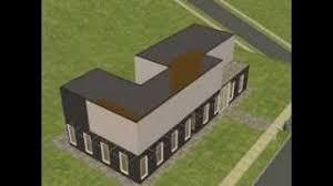 construire une maison moderne dans les sims 2