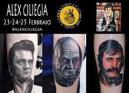 Tattoo Studio Firenze La Burra Tinta Traditional Electric Tattooing