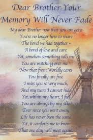 Loss Of A Brother Quotes Stunning Quotes About Death Of A Brother 48 Quotes