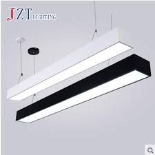 office light. t simple modern t5 led pendant light for office shopping mall fashion indoor lamp study room
