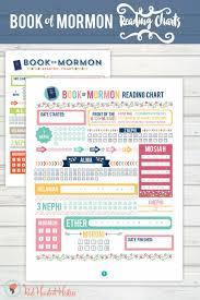 Book Of Mormon Study Squares