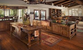 Western Kitchen Western Kitchen Ideas Western Rustic Kitchen Cabinets Rustic