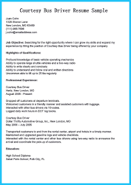 Resume For Driver Job Free Resume Example And Writing Download