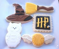 harry potter set cookie connection for all your cake decorating supplies please visit