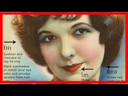 authentic 1920s makeup tutorial you
