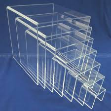 Plexiglass Display Stands Acrylic Cosmetic Display Table Wholesale Cosmetics Display 68