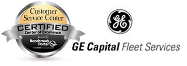 ge capital customer services ge capital fleet services certified as center of excellence from
