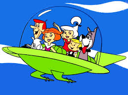Image result for the jetsons flying cars