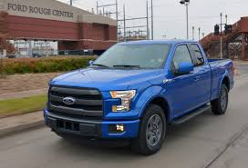 ford trucks 2015. 2015 ford f150 at the rouge center trucks