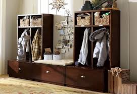 Coat Rack And Storage Beauteous Coat Rack With Bench And Storage Home Design Ideas Strong And