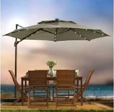 cantilever patio umbrella outdoor garden