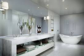 Innovative Innovative White Bathroom Ideas Modern White Bathroom