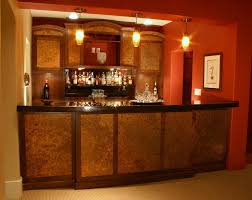 custom home bar furniture. mahogany bar with acidetched panels custom home furniture o