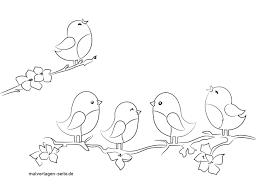 Wer will kann die fensterbilder auch gleich auf fensterbilderfolie ausdrucken, oder die vorlagen für window color verwenden. Kostenlose Fensterbilder Vorlage Mit Vogeln Fruhling Und Sommer