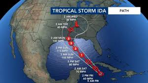 4 hours ago · hurricane and storm surge watches were issued friday morning for several gulf coast states as tropical storm ida barreled toward the southern u.s., with forecasters warning it could rapidly. Ezqzacbieu4 Um