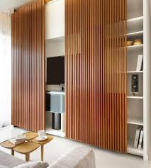 Small Picture Decorative Wall Panel Designs Screens and Hanging Doors to Hide TVs
