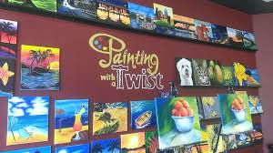 find your inner artist at painting with a twist