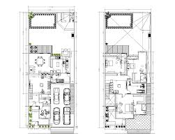 two y house plan dwg