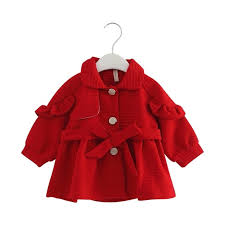2018 spring autumn baby girls trench coat long jacket kids overcoat girl outwear with belt 0