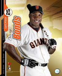Image result for Barry Bonds of the San Francisco Giants