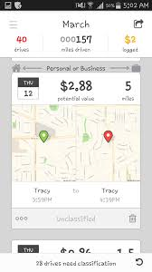 business mileage tracker using mileiq the smart mileage tracker techymike com