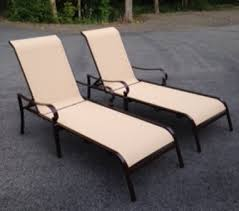 Woodard Patio Furniture Sling Replacements in New York